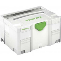 Festool SYS 3 TL systainer T-LOC