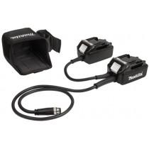Makita Adapter 2x18v>36v 197718-3