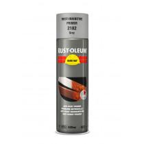 Rust Oleum 2182 spuitbus grondverf grijs roestwerend (500ml)