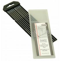 Wolfram elektroden WC-20 grijs 2.4mm (10st)