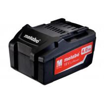 Metabo accu-pack 18V 4,0 Ah Li-Power zwart