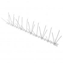 Gevelbescherming anti-duivenstrip 50 cm 4 pins