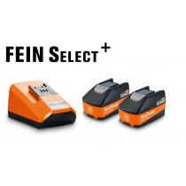 Fein fs+ startset 18v 5,2Ah h.power
