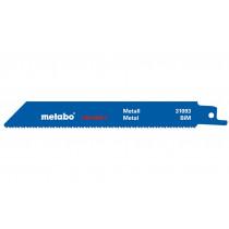 Metabo reciprozaagbladen (5st) 130 / 1,8mm BiM