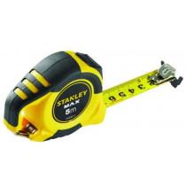 Stanley rolbandmaat max magnetisch 25mm 5mtr