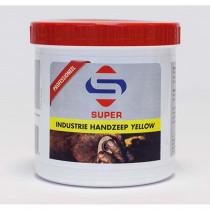 Super industrie handzeep geel (600ml)