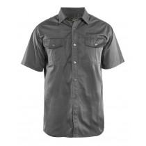 Blåkläder 3296 Twill Overhemd 155 g/m² Korte Mouw
