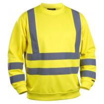 Blåkläder 3341 Sweatshirt 240 g/m² High Visibility