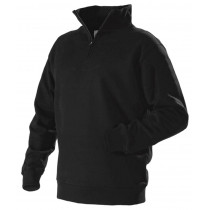 Blåkläder 3365 Sweatshirt Jersey 360 g/m² Halve Rits