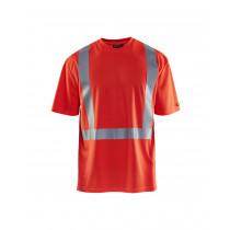 Blåkläder 3382 T-Shirt 130 g/m² High Visibility