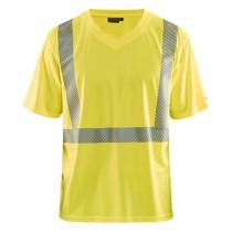 Blåkläder 3386 T-shirt 130 g/m² High Visibility