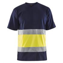 Blåkläder 3387 T-shirt 180 g/m² High Visibility