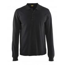 Blåkläder 3388 Piqué Polo Lange Mouw 220 g/m²