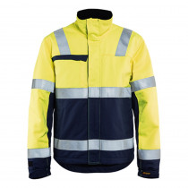 Blåkläder 4069 Winterjas Level 2 350 g/m² High Visibility
