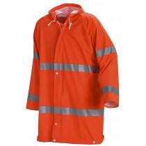 Blåkläder 4324 Regenjas Level 1 185 g/m² High Visibility