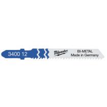 Milwaukee decoupeerzaagblad T118BF (5st)