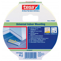 Tesa schuimtape Tesafix 64958 dubbelzijdig wit 19mm (5mtr)