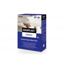 Aguaplast exterior-wit vulmiddel buiten reparatie (6kg)