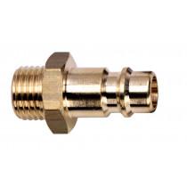 Metabo schroefdraad-steeknippel R 1/4 inch uitw.