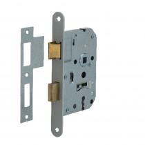 Nemef d/n klavierslot 1266/4 slg56 dm50 2 sleutels ls/rs