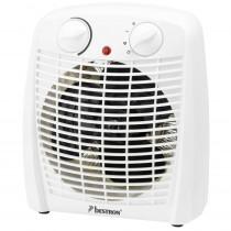 Bestron ventilatorkachel AFH211W 2000W, klein model, wit