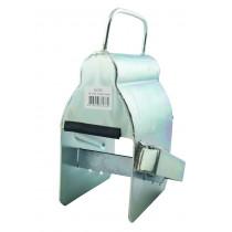 Anti-diefstalkap DS200 voor dissels staal verzinkt