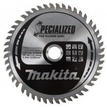 Makita zaagblad inval 165x20x2,2mm 48T 8g B-09298