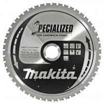 Makita zaagblad Sandwich 235x30x2,2mm 50T 0G B-17675