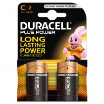 Duracell Plus Power batterij C MN1400 1.5V (2st)