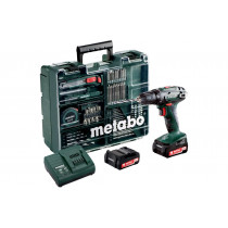 Metabo accu boorschroefmachine 14.4V BS 14.4 Mobile Workshop