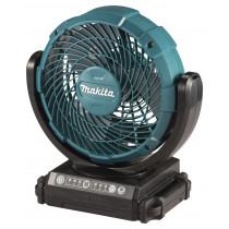 Makita Ventilator 10,8 V Met Zwenkfunctie