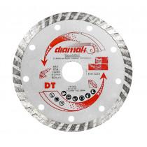Makita diamantschijf 125x22.2mm turbo D-61167