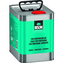 Bison Prof polyurethaanlijm harder in blik (2.5kg)