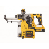 DeWalt Combihamer Brushless Dch275p2-Qw 18v Xr Sds Plus