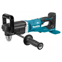 Makita Haakse Boormachine, 2x 18v Excl. Accu(S) En Lader,