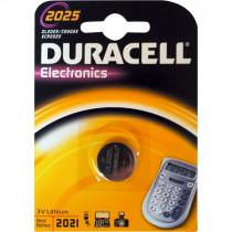 Duracell Lithium batterij knoopcel CR2025