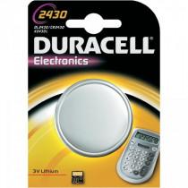 Duracell Lithium batterij knoopcel CR2430 3V