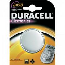 Duracell Lithium batterij knoopcel CR2450 3V