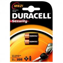 Duracell Alkaline security batterij MN21 12V (2st)