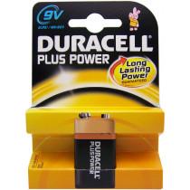 Duracell Plus Power batterij MN1604  9.0V