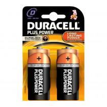 Duracell Plus Power batterij D MN1300 (2st)