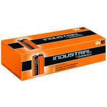 Duracell Industrial batterij 6LR61 9.0V (10st)