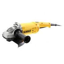 DeWalt Haakse Slijper Dwe492s-Qs 2200w 230mm  (Soft Start)