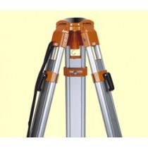 Geo Fennel FS 20D Aluminium statief, bolkop. Hoogte 1,05-1,65.