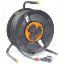Kabelhaspel Black Master BM-300 25 meter neopreen 1500 watt