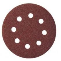 Klingspor hoogwaardige schuurschijf met klitteband  diam. 125 korrel 240