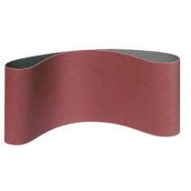 Klingspor schuurband voor handschuurmachine 75X457 korrel 100