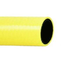 Kunststof waterslang Tricotech pvc 3/4 geel (10mtr)