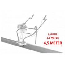 Lumag trilbalk 5PL450 - 4.5 meter