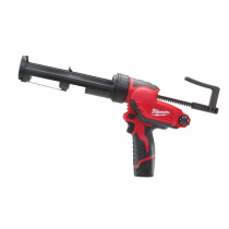 Milwaukee M12PCG/310C-201B accu Kit/Lijmpistool 12V 2.0Ah
